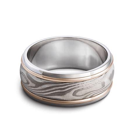mokume gane palladium and tarnish resistant silver