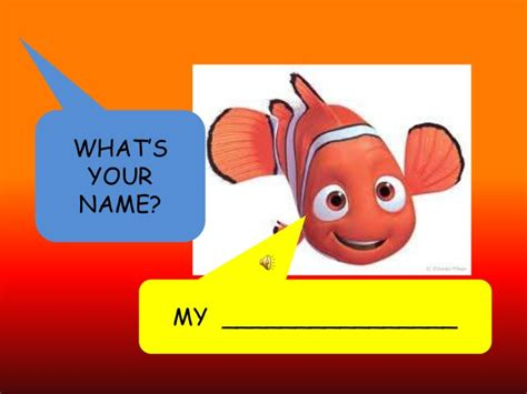 What S Your What what s your name