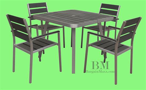 patio furniture sets arm 5 patio outdoor furniture