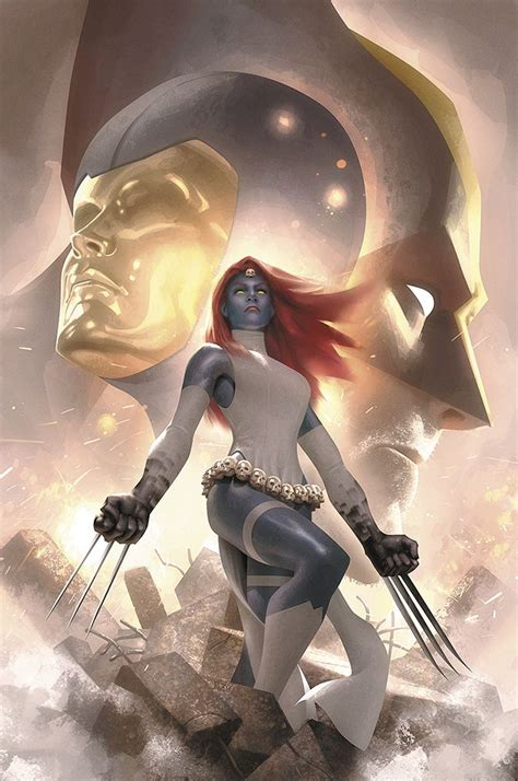 wolverine logan vol 6 days of anger 107 best images about mystique on comic