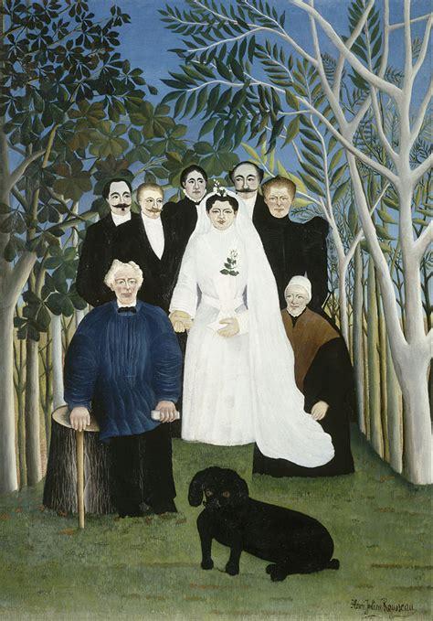 filehenri rousseau dit le douanier  wedding party