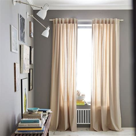 curtains beige walls 17 best images about chelsea gray on pinterest paint