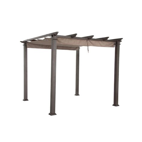 fresh hton bay pergola replacement canopy 19052