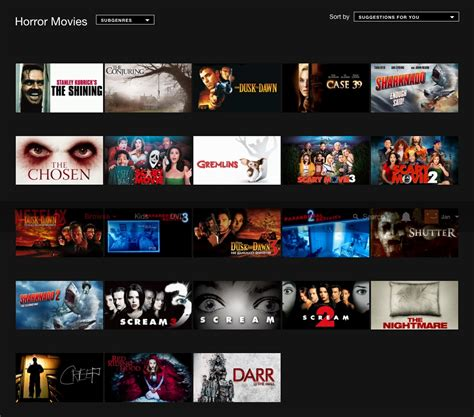 on netflix here is the netflix sa content library