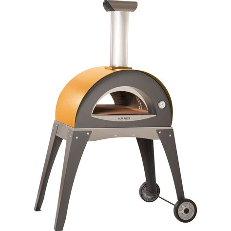 alfa pizza forno ciao wood burning pizza oven reviews wayfair