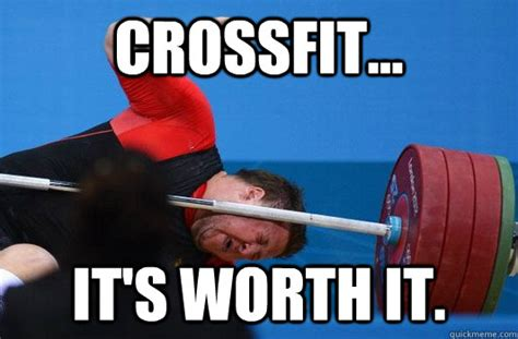 Funny Crossfit Memes - anti crossfit meme www pixshark com images galleries
