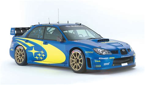 subaru rally wrx 2007 subaru impreza wrc2006 pictures history value