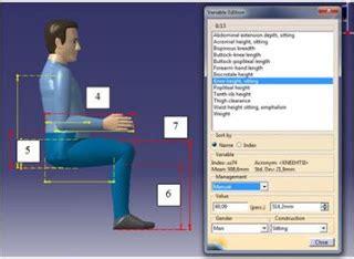 Manekin Pantat analisis ergonomi pada desain produk jok mobil pengemudi tipe minibus ergonomika sekawanes