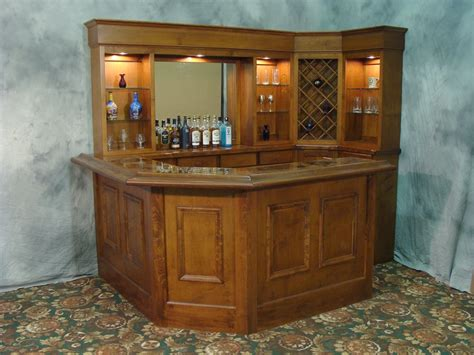 Bar Furniture With Sink This Bar Can Fit Nicely In The Corner Of Any Room If You