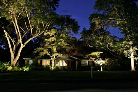Tree Landscape Lighting Outdoor Lighting 6 Inspiring Ideas 60 Amazing Photos