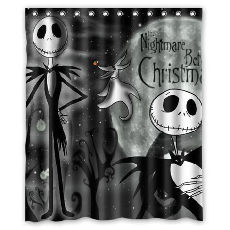 nightmare before christmas bathroom decor new bathroom nightmare before christmas waterproof shower