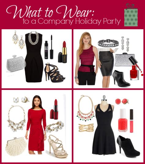 company holiday party dress ideas evening wear