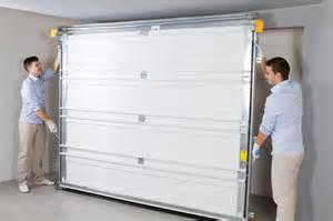 installation de porte de garage mode d emploi