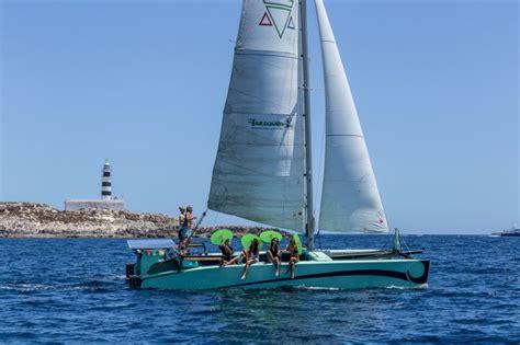 eco catamaran ibiza eco catamaran charters bella verde ibiza spotlight