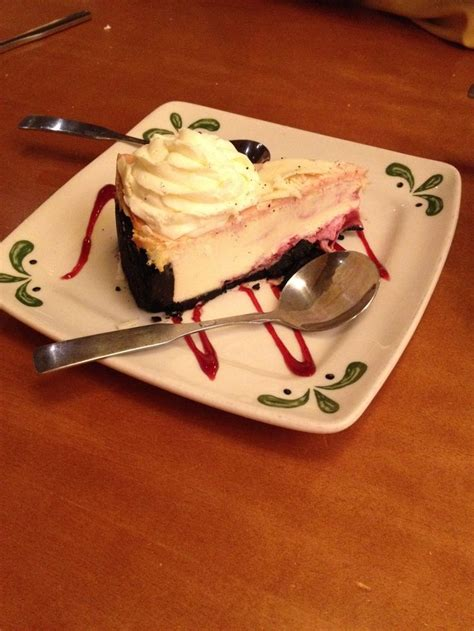 Olive Garden White Chocolate Raspberry Cheesecake Recipe by White Chocolate Raspberry Cheesecake Olive Garden Www