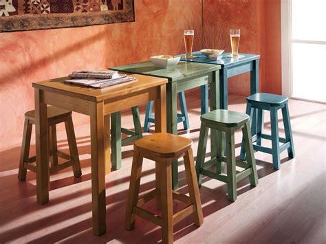 tavoli con sgabelli tavoli pizzeria in pino rustico con sgabelli bassi