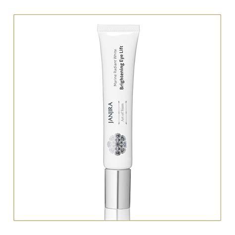 Poppy Dharsono Radiant White Brightening janjira marine radiant white brightening eye lift