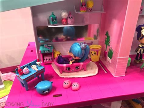 Ready Shopkins Cutie Cars Car shopkins happy places mansion bathroom growing your baby