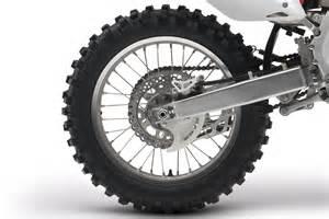 Dirt Bike Tires Wheels The Dirt Bike 2013 Honda Crf450x Chaparral Motorsports