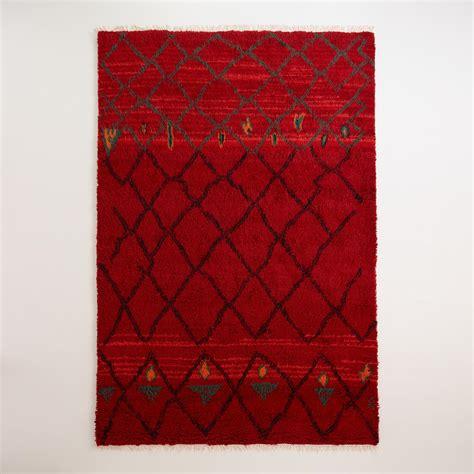 world market shag rug 6 x9 moroccan shag area rug world market