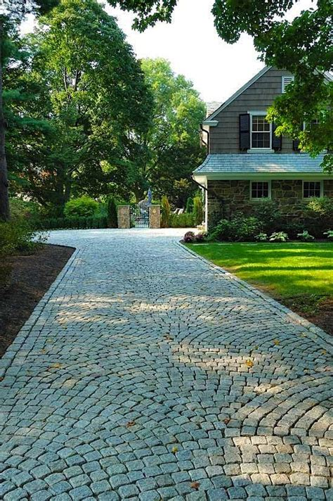 driveway design on hill 17 best images about driveway designs on pinterest