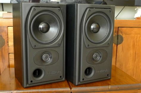 mission 731 bookshelf speaker used sold