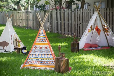 Pocahontas Decorations by Kara S Ideas Pocahontas Boho Pow Wow Birthday