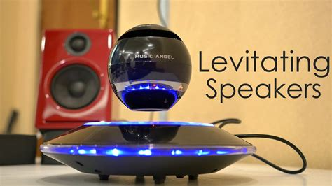 coolest speakers floating speakers are cool youtube