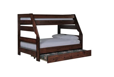 living spaces bunk beds sedona twin full bunk bed w trundle mattress living spaces