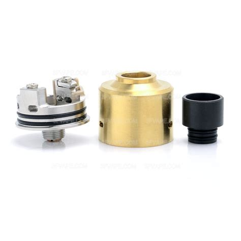 Prometheus Rda Rebuildable Atomizer hadaly style rda golden 22mm rebuildable atomizer