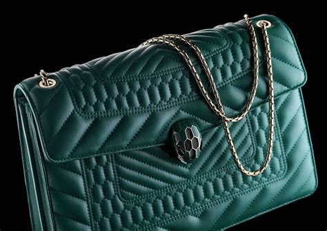 Accessory Of The Week The Bag 10 by Accessory Of The Week Bulgari S Exclusive Emerald Bag Mojeh
