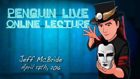 Fixed Fate Aka Predicted fullmagic jeff mcbride live penguin live