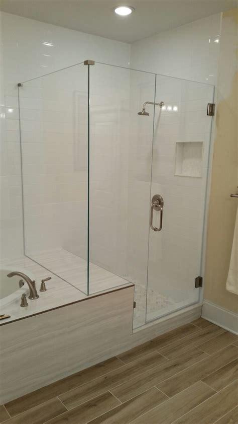 Angled Shower Doors Right Angle Shower Enclosures Frameless Shower Doors