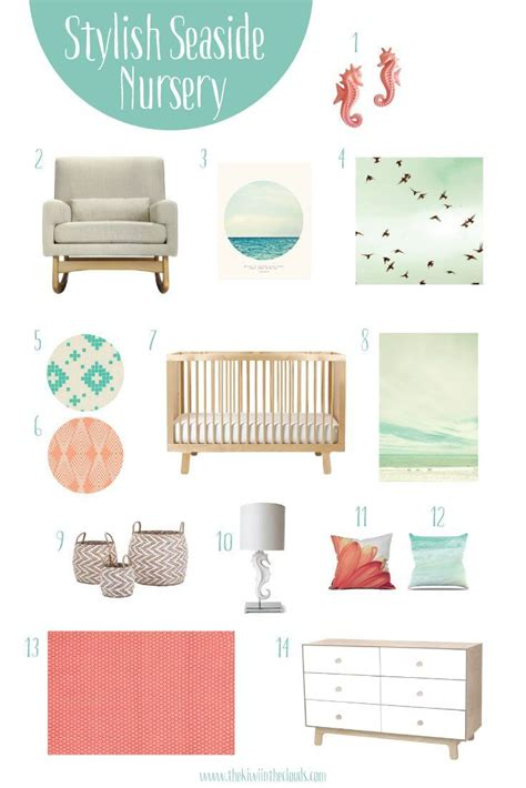 nautical themed nursery decor best 25 theme nursery ideas only on