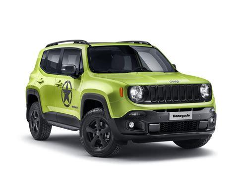 jeep renegade serie limitee mopar