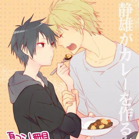 Anime Bl | pin by monkey d luffy on shizuo izaya pinterest