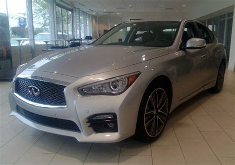 Infiniti Of Mechanicsburg Pricing Announced For The All New 2014 Infiniti Q50 By