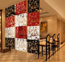 hanging wall dividers stylish wall partitions