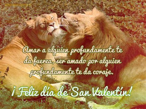 imagenes de leones amorosos im 225 genes de amor para el d 237 a de san valent 237 n