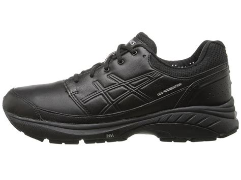 asics black leather womens shoes asicstrainers ru