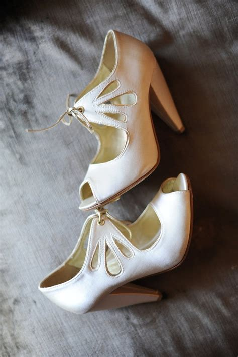 Shoe obsessed brides: get these cool and unique wedding