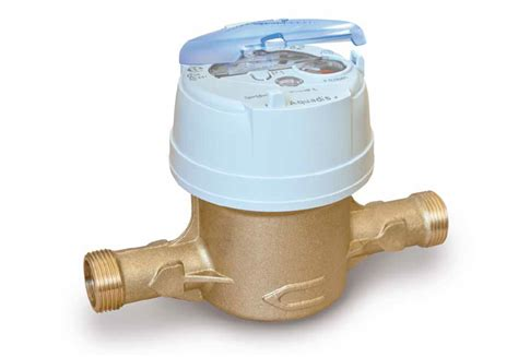Water Meter Itron dn20 itron aquadis volumetric water meter cold nuts tails washers included