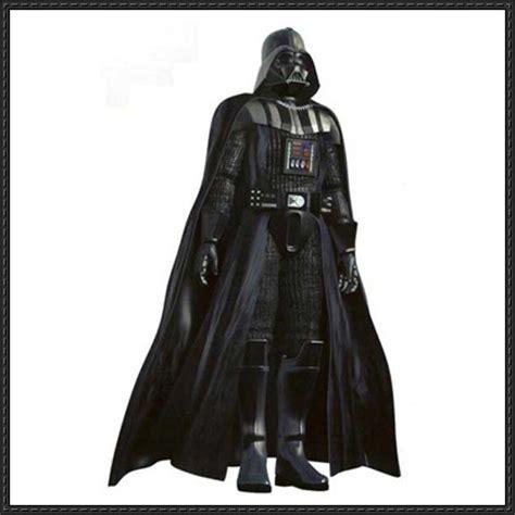 Darth Vader Mask Papercraft - darth vader papercrafts papercraftsquare