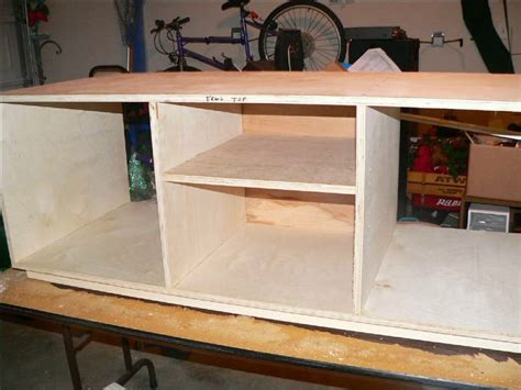 build   byo tv stand page  avs forum home
