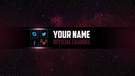 free youtube banner templates 11 free youtube banner templates free