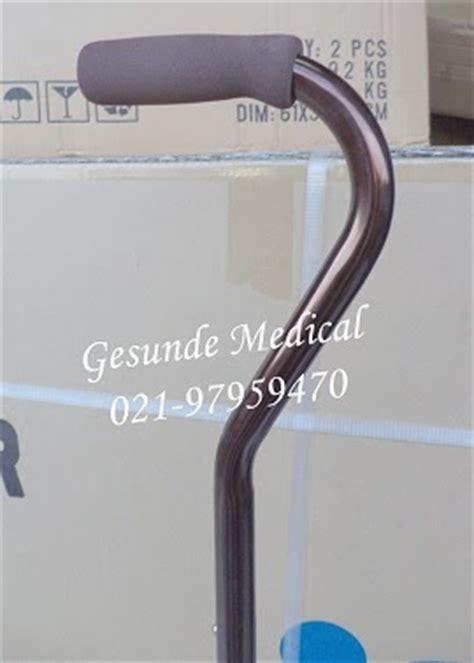 Tongkat Kaki Satu Tongkat Angsa Kaki Satu Alat Bantu Jalan tongkat bantu jalan kaki empat fs947 toko medis jual alat kesehatan