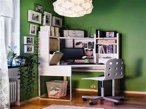 desain meja kerja di rumah contoh desain ruang kerja minimalis di rumah