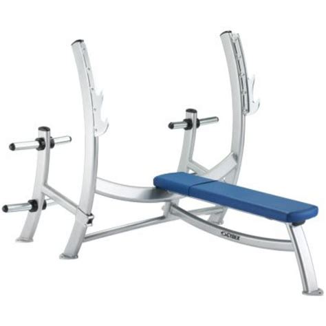 weight of olympic bar bench press weight storage for cybex olympic bench press best gym