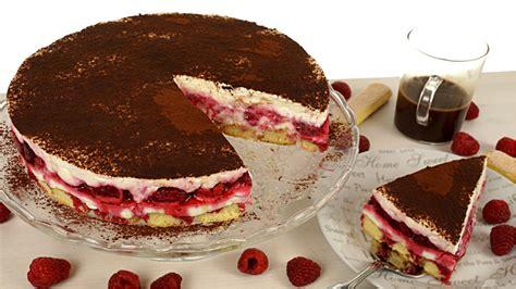 Tiramisu Torte by Himbeer Tiramisu Torte Rezepte Chefkoch De
