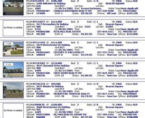 Pasco County Property Records Pasco County Distressed Home Sale